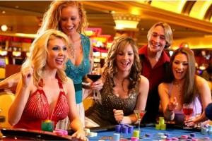 Winnen in Casino